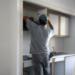 desmontado muebles de cocina